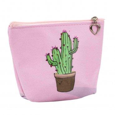 Porte Monnaie Cactus