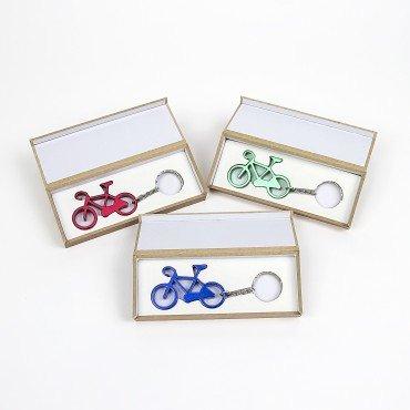 Porte Cle Homme Vélo