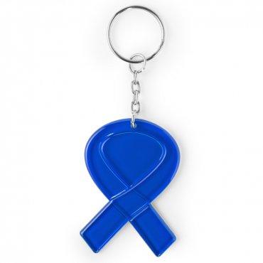 Porte-Clés Ruban Bleu
