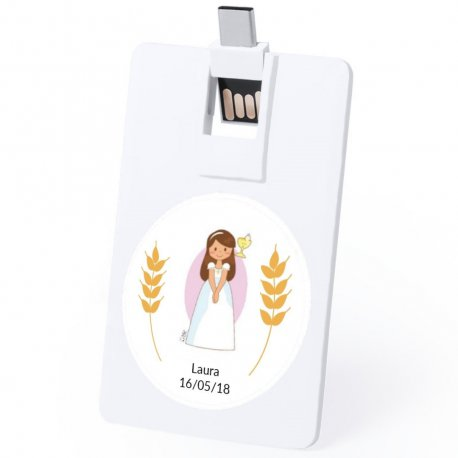 Usb Communion Fille