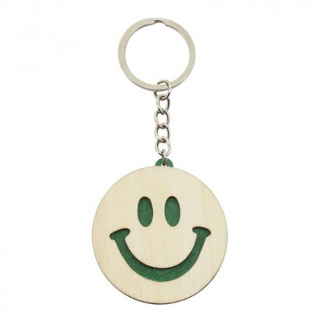 Porte Clés Smiley