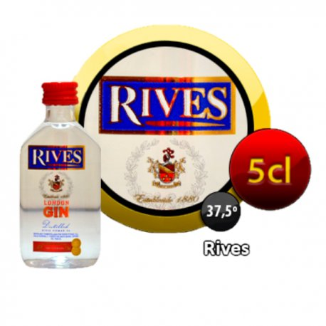 Miniatures Gin Rives