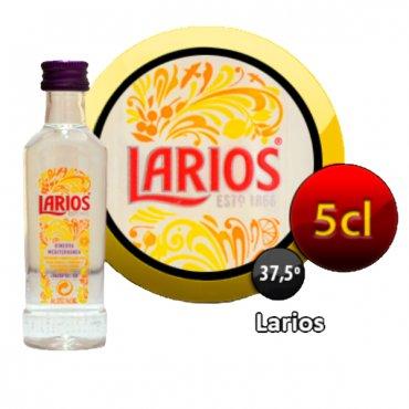 Larios Gin Miniatures