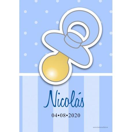 Stickers Personnalisés Bapteme (18)