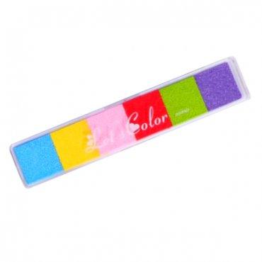 Tampon Encreur Multicolore