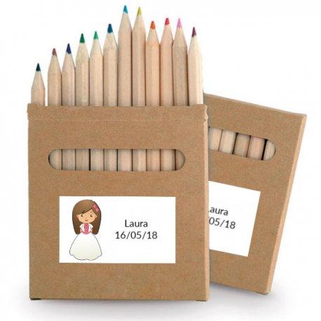 Communion Cadeaux Crayons