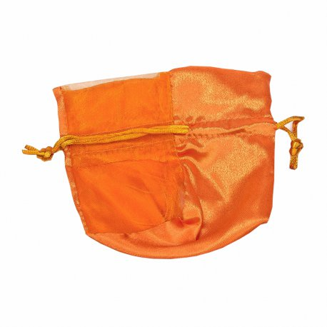 Sachet Organza Orange