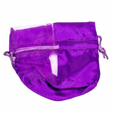 Sachet Organza Violet