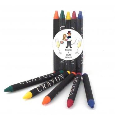 Cadeaux Mariage Crayons