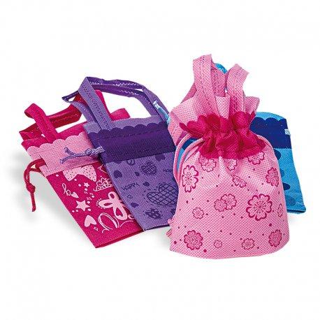 Pochette Cadeau Tissu pas Cher
