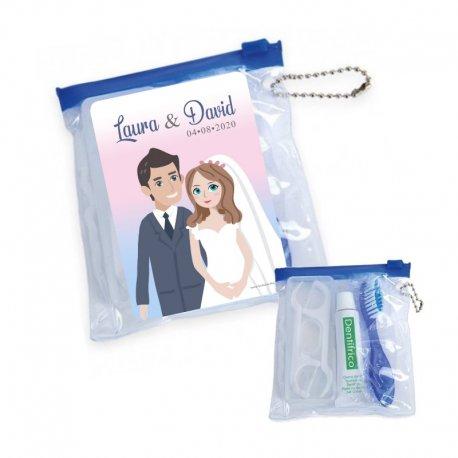 Cadeau Mariage Kit Dentaire