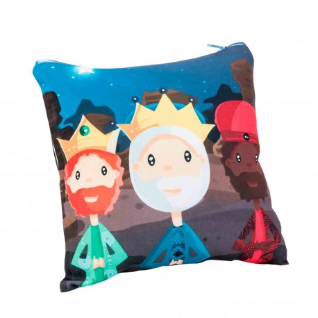 Coussin Rois Mages