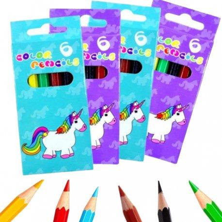 Crayons de Couleur Licorne