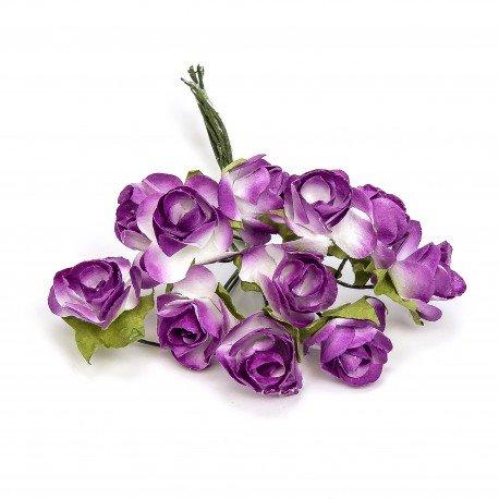 Fleur pour Cadeau en Papier