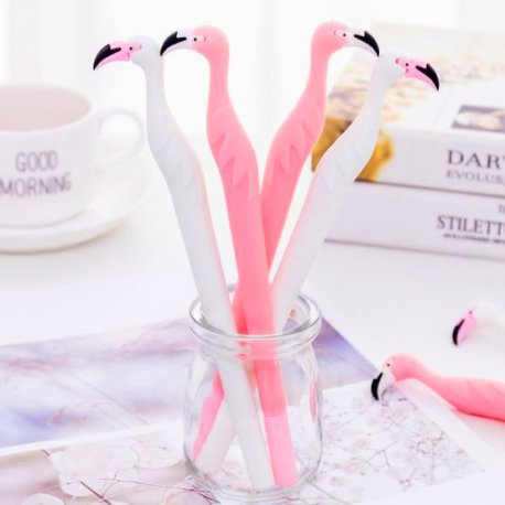 Stylo Bille Flamant Rose