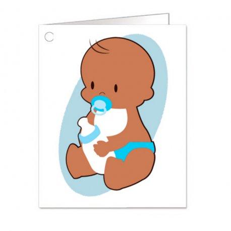 Baptême Petites Cartes Cadeaux (18)