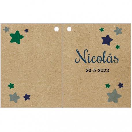 Étiquettes Paquets Cadeaux Garçon (18)
