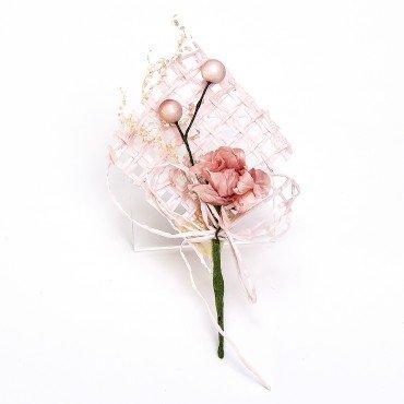 Details Deco Fleur Rose