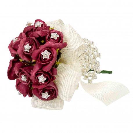 Bouquet de Mariée Épingles