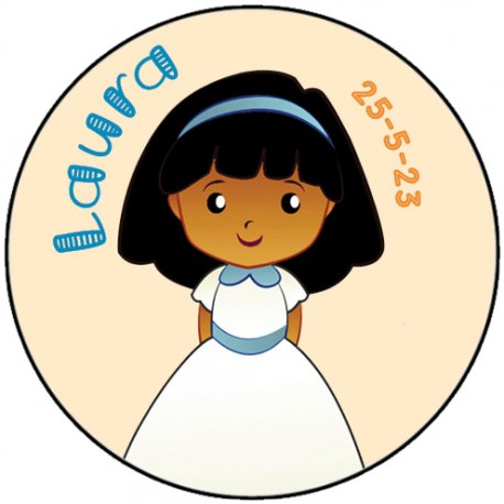 Communion Stickers (20)