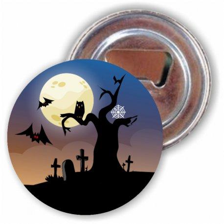 Décapsuleur Aimanté Halloween