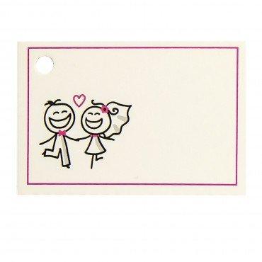 Cartes Cadeaux Invités Mariage