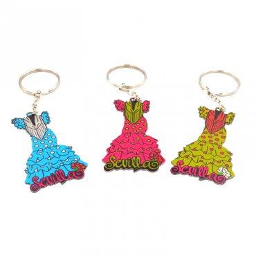 Porte Clé Flamenco