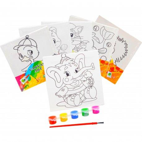 Cadeau Enfant Kit Peinture