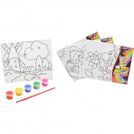 Cadeau a Peindre Enfant