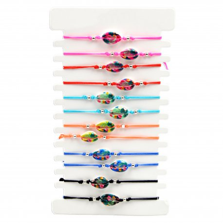 Bracelets Coquillages