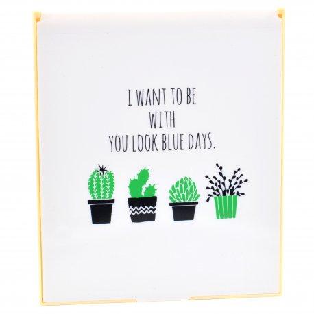 Miroirs de Poche Cactus