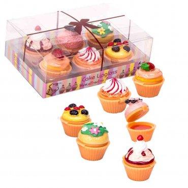 Cadeaux Invités Gloss Cupcake