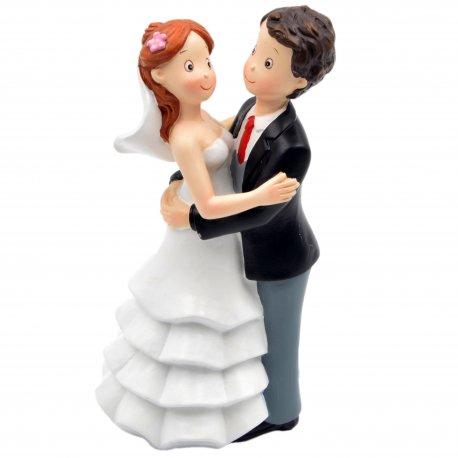 Figurine Mariage Romantique