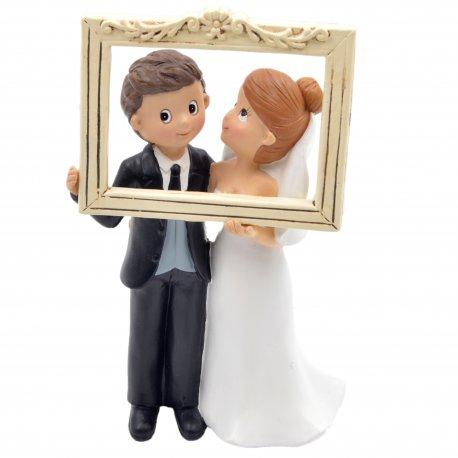 Sujet de Mariage pour Gateau