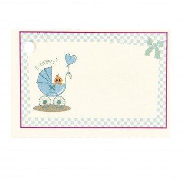 Carte Cadeau Bapteme Garcon