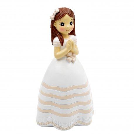 Figurine Première Communion Fille
