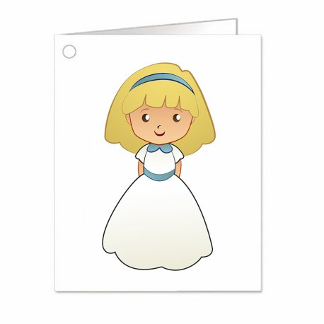 Cartes Cadeaux pour Invités Communion (18)