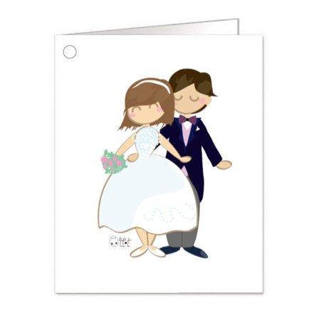 Carte Mariage Personnalisée (18)