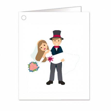 Carte Souvenir Mariage (18)