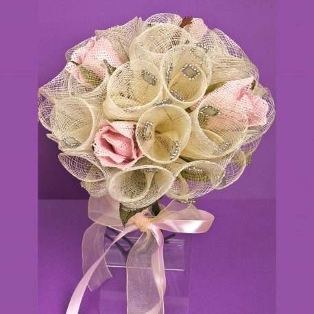 Bouquet de Mariée Original a Personnaliser