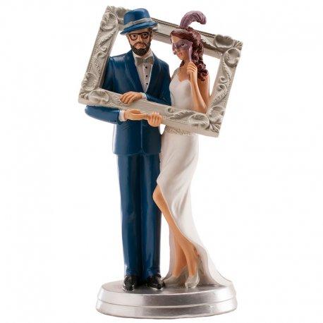 Figurine pour Mariage Original