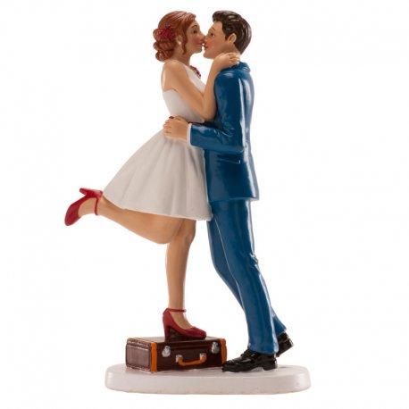 Figurine Mariage Voyage