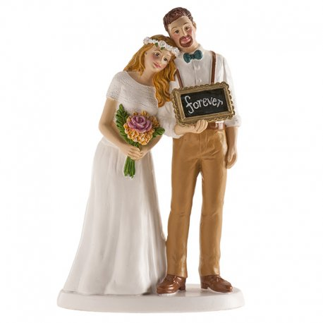 Figurine Mariage Boheme