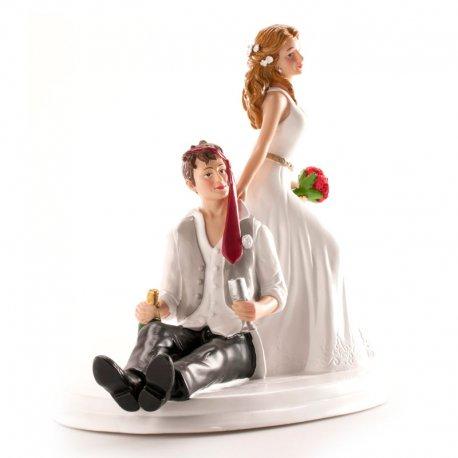 Figurine Mariage Rigolote