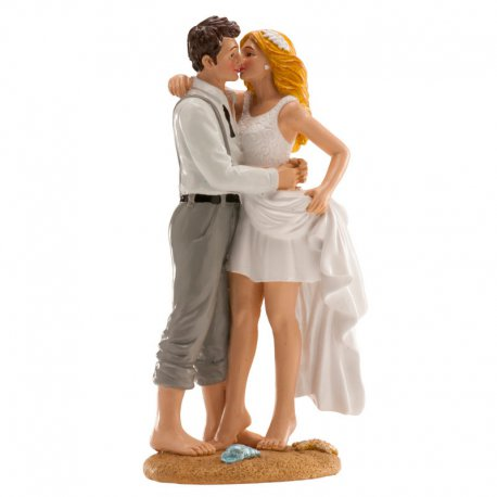 Figurine Mariage Plage