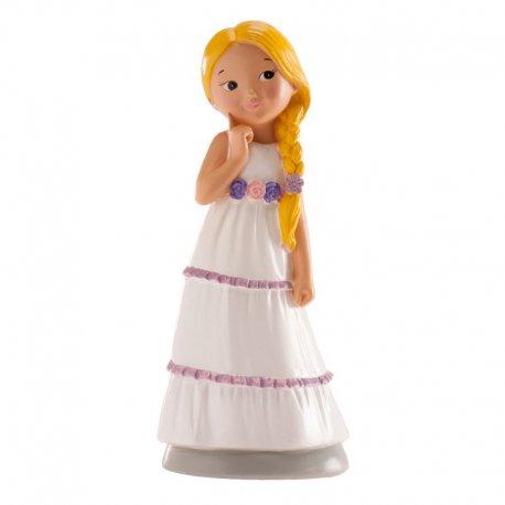 Figurine Communion Blonde