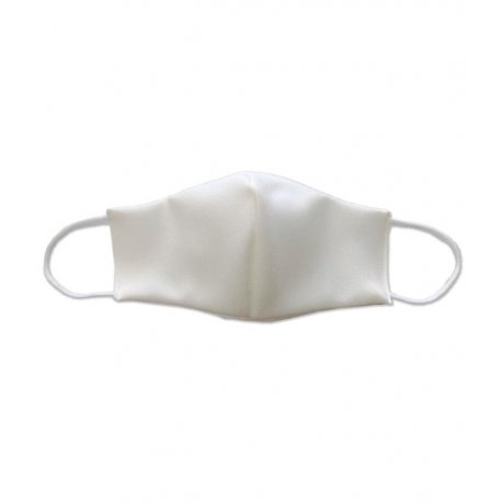 masque blanc communion
