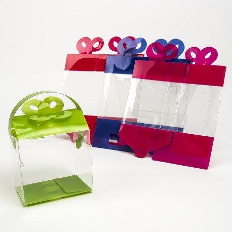Boite Cadeau Transparente