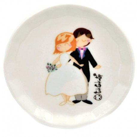 souvenir mariage lot de 32 magnets