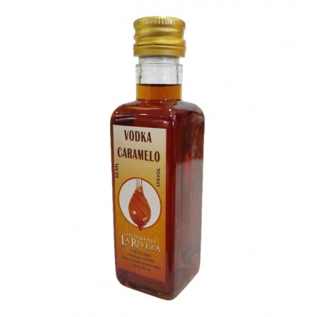 mariage vodka caramel